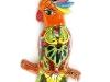 papuga dekoracja
