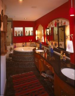 Oryginalne Aranżacje łazienek W Stylu Meksykańskim Rozmowy