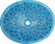 owalna umywalka