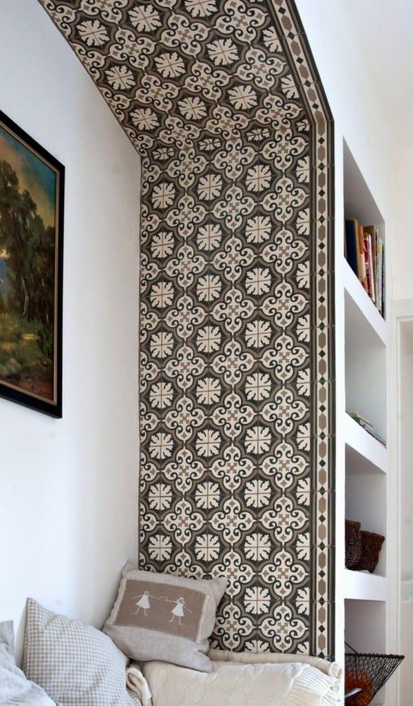 Płytki Cementowe na ścianę