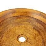 Umywalka drewniana