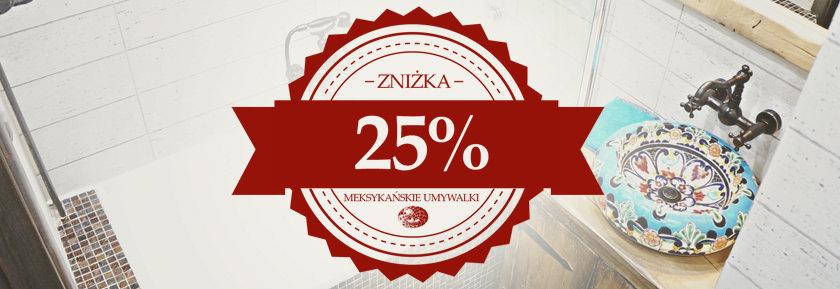 Kolory Meksyku – RABAT 25 % !!! – wyjątkowa promocja