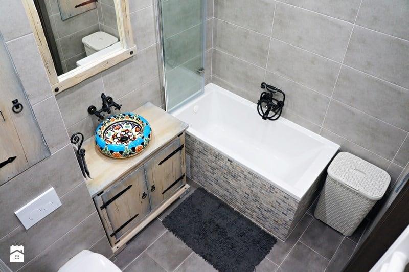 La Reina, meksykańska umywalka talavera ze sklepu Kolory Meksyku
