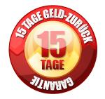 15 Tage Geld Zuruck