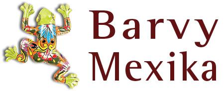 Barvy Mexika