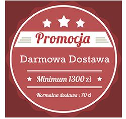 Darmowa dostawa - płytki Peronda