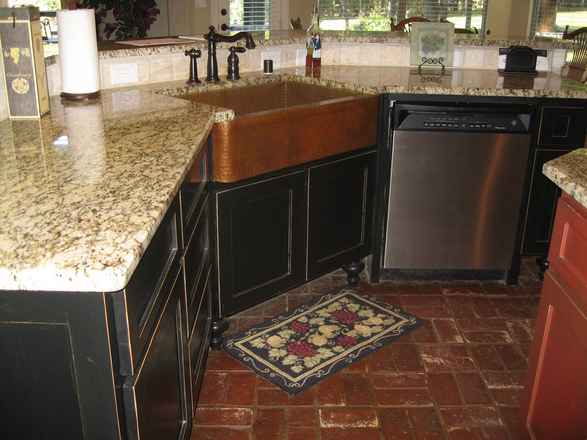 Corner Kitchen Rug Sink