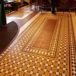 Płytki mozaikowe z Maroka